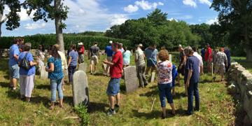 The Lillibridge Ancestral Cemetery