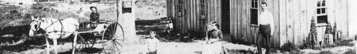 Hosea Lillibridge homestead 1891